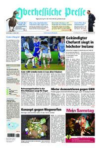 Oberhessische Presse Marburg/Ostkreis - 21. Februar 2019