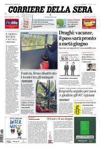 Corriere della Sera - 26 Maggio 2021