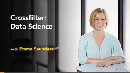 Crossfilter for Data Science Essential Training (2017)