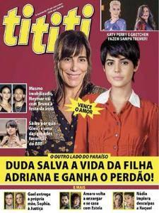 Tititi - Brasil - Issue 1019 (23/03/2018)