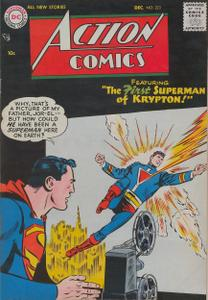 Action Comics 223 (DC) (Dec 1956) (c2c) (Superscan