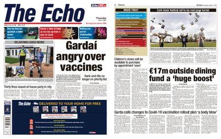 Evening Echo – April 01, 2021