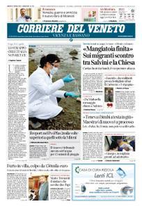 Corriere del Veneto Vicenza e Bassano – 27 aprile 2019