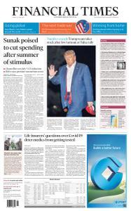 Financial Times UK - June 22, 2020