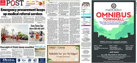 The Guam Daily Post – March 17, 2019