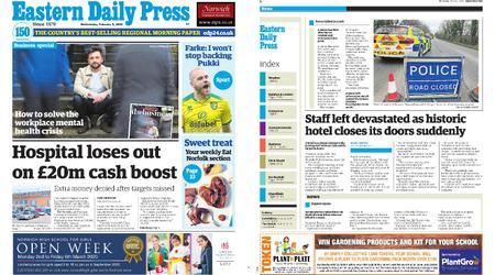 Eastern Daily Press – February 05, 2020