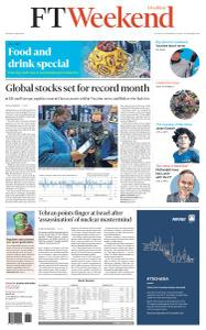 Financial Times USA - November 28, 2020