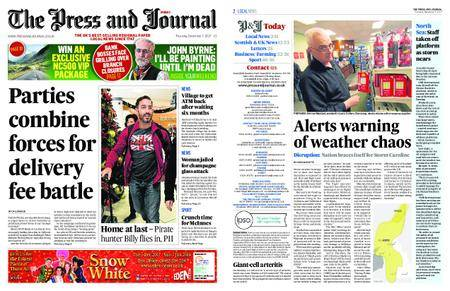 The Press and Journal Moray – December 07, 2017