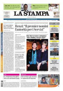 La Stampa Torino Provincia e Canavese - 6 Ottobre 2019