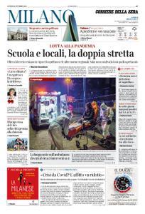 Corriere della Sera Milano – 26 ottobre 2020