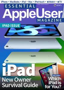 Essential AppleUser Magazine – January 2021