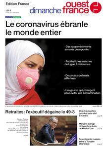 Ouest-France Édition France – 01 mars 2020