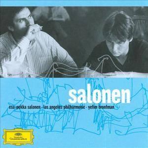 Esa-Pekka Salonen, Los Angeles Philharmonic, Yefim Bronfman - Salonen: Helix, Piano Concerto, Dichotomie (2008)
