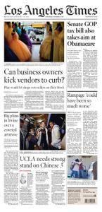 Los Angeles Times  November 15 2017