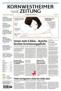 Kornwestheimer Zeitung - 07. Juli 2018