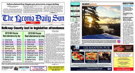 The Laconia Daily Sun – November 15, 2019