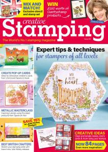 Creative Stamping - Issue 84 - April 2020