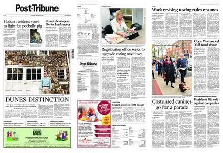 Post-Tribune – November 02, 2017