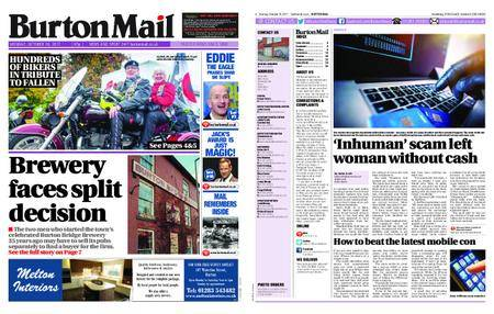 Burton Mail – October 16, 2017