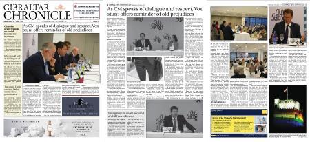Gibraltar Chronicle – 30 June 2021