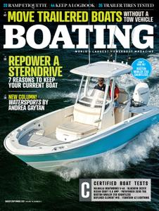 Boating - August 2021