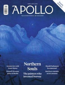 Apollo Magazine - April 2019
