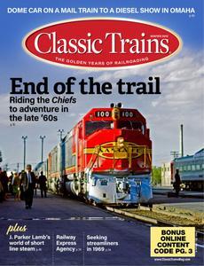 Classic Trains - December 2019
