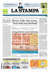 La Stampa Torino Provincia e Canavese - 8 Luglio 2018