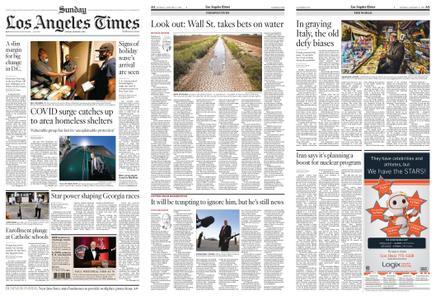 Los Angeles Times – January 03, 2021
