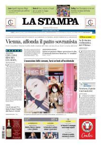 La Stampa Torino Provincia e Canavese - 19 Maggio 2019