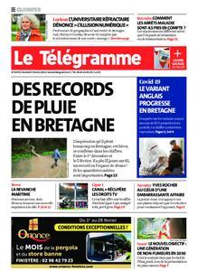 Le Télégramme Quimper – 05 février 2021