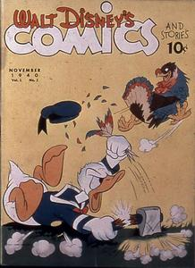 Walt Disney's Comics and Stories (1-743)/Walt Disney's Comics and Stories 743