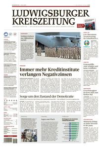Ludwigsburger Kreiszeitung LKZ - 01 Juli 2021