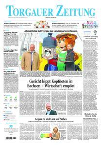 Torgauer Zeitung - 08. Oktober 2019