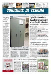 Corriere di Verona - 20 Marzo 2018
