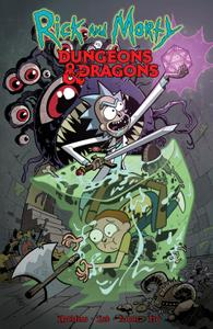 Rick and Morty vs Dungeons & Dragons (2019) (Digital) (DR & Quinch-Empire