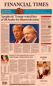 Financial Times Europe – 07 February 2020