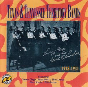Various Artists - Texas & Tennessee Territory Bands 1928-1931 (1997) {Retrieval Recordings RTR 79006}
