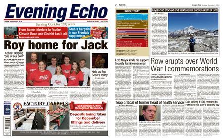 Evening Echo – November 06, 2018