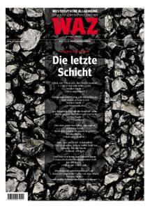 WAZ Westdeutsche Allgemeine Zeitung Oberhausen-Sterkrade - 21. Dezember 2018