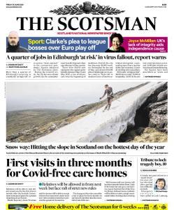 The Scotsman - 26 June 2020
