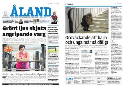 Ålandstidningen – 03 maj 2018