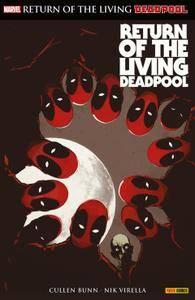 Return of the living Deadpool Panini digital