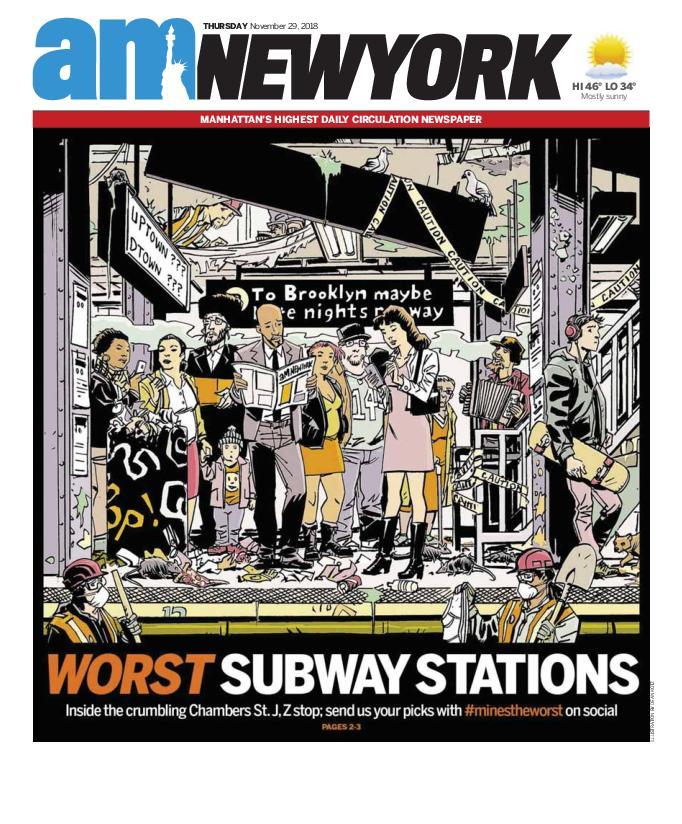 AM New York - November 29, 2018