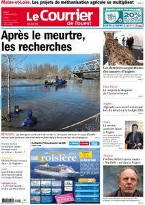 Le Courrier de l'Ouest Angers - 27 février 2018