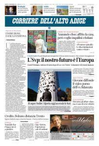 Corriere dell'Alto Adige - 18 Novembre 2017
