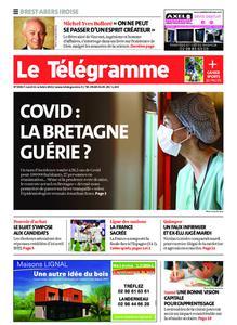 Le Télégramme Brest Abers Iroise – 11 octobre 2021