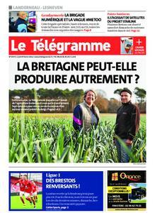 Le Télégramme Landerneau - Lesneven – 08 février 2021