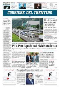 Corriere del Trentino - 17 Giugno 2018