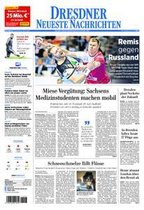 Dresdner Neueste Nachrichten - 15. Januar 2019
